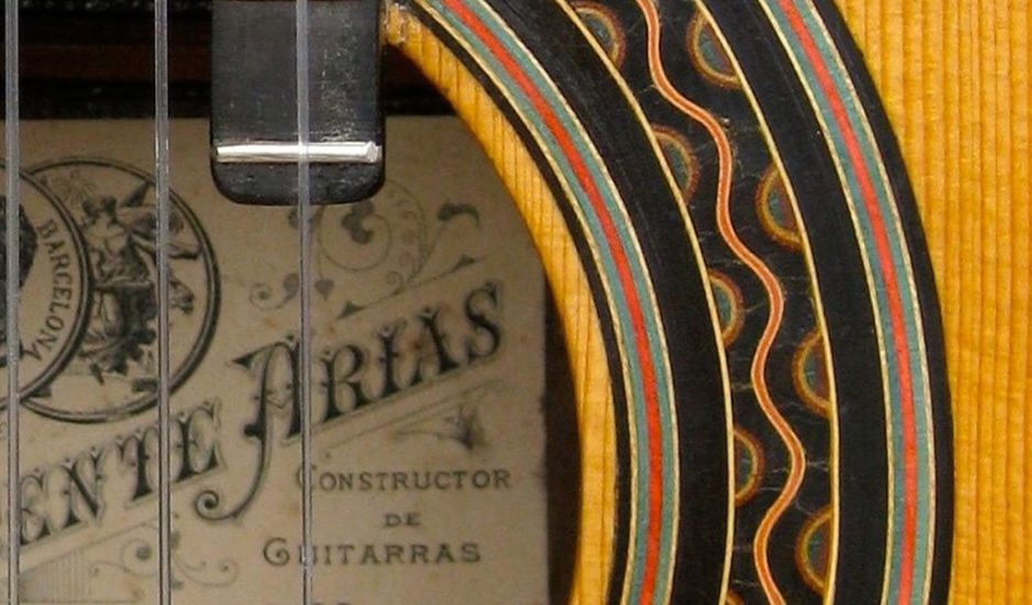 A brief history of guitar